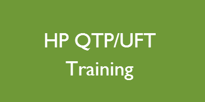 HP QTP/UFT Training Course
