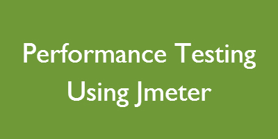 Performance Testing Jemter Course